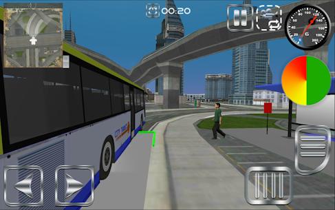 City Bus Simulator USA Apk Download 5