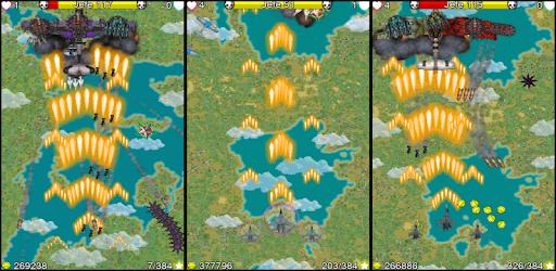 Screenshot of Aircraft Wargame 1