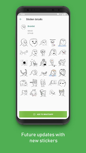 Memes Stickers Pack By M4rii0 Google Play United States Searchman App Data Information Emojis y stickers para inundar whatsapp. searchman