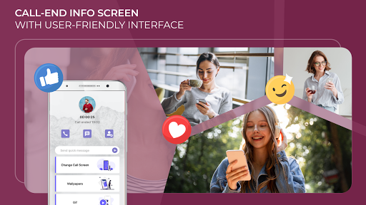 Mobile Messenger screenshot 3