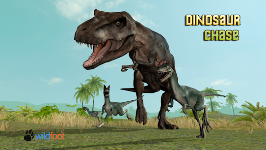 Dinosaur Chase Simulator  For Pc – Free Download For Windows 7, 8, 10 And Mac 1