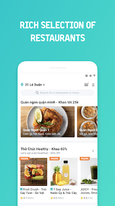BAEMIN - Food delivery appのおすすめ画像4