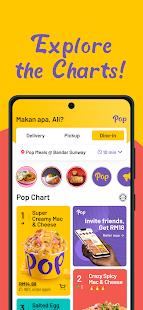 Pop Meals - food delivery screenshots 2