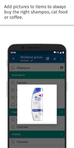 Shopping list u2014 Lister screenshots 8