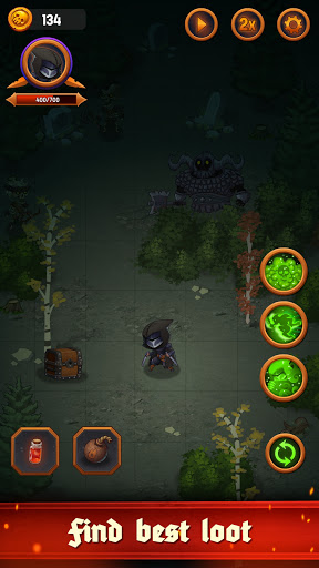 Dungeon: Age of Heroes 1.5.244 screenshots 8