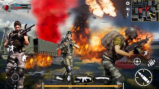 Real Commando Shooting: Secret mission - FPS Games  screenshots 4