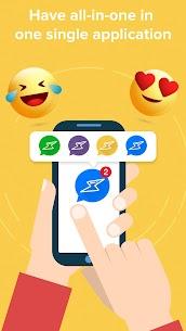Social Messenger: Free Mobile Calling, Live Chats 3