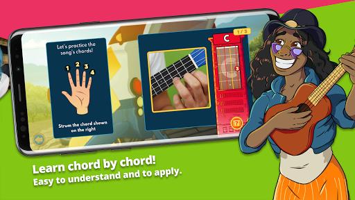 Harmony City: Learn Chords  screenshots 1