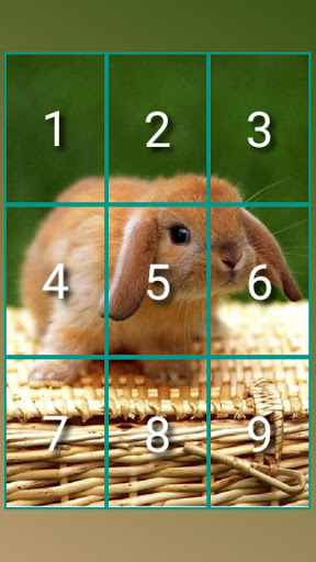 Funny Number Puzzles Sliding Tiles 3.20 screenshots 2