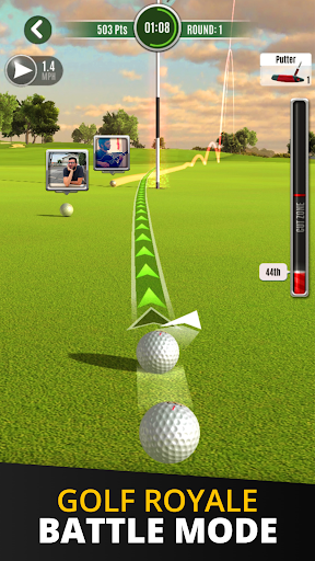 Ultimate Golf! 3.00.00 screenshots 3