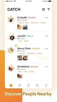 Catch, FWB Hookup Dating Appのおすすめ画像5