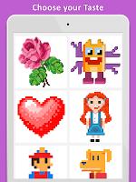 Kids Pixel Coloring