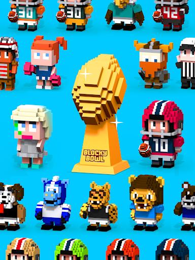 Blocky Football 3.2_460 screenshots 11