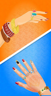 ネイル サロン ファッション ゲーム: マニキュア ペディキュア アート スパ