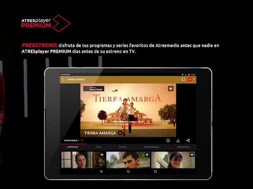 ATRESplayer - Series, pelu00edculas y TV online apktram screenshots 12