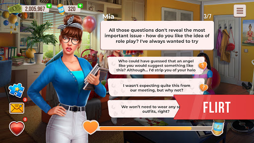 College Love Game android2mod screenshots 3