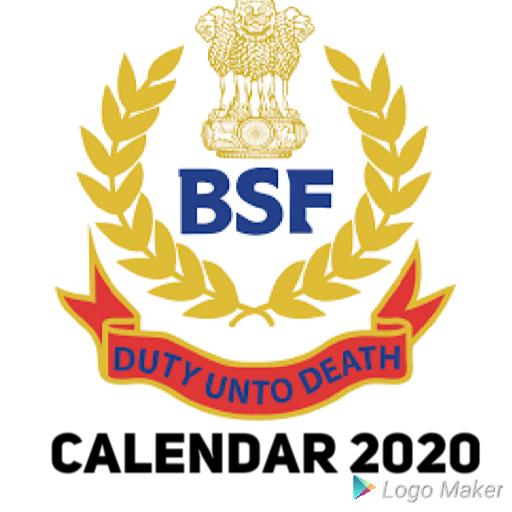 BSF Calendar 2020:  Full Leave Details   Apps on Google Play