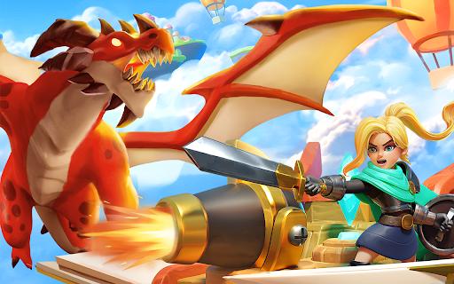 Pocket Defender: Slay the Dragon https screenshots 1