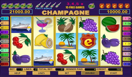 Champagne Slot 1.1.5 screenshots 1