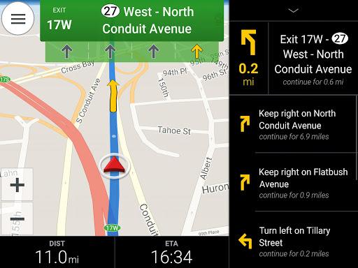 CoPilot GPS Navigation & Traffic 10.19.0.1358 Screenshots 9