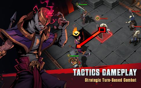 Grimguard Tactics: End of Legends MOD APK 0.6.8 (Unlimited Money) 9