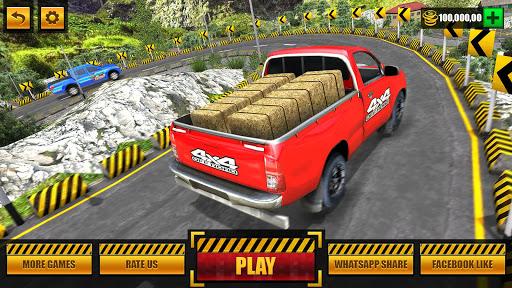 Offroad Pickup Truck Cargo Duty 2.0 Screenshots 7