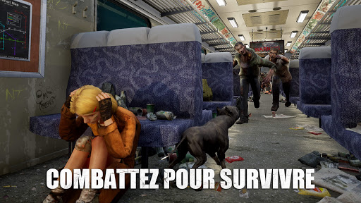 Code Triche State of Survival: Combat Contre Les Zombies En 3D APK MOD (Astuce) screenshots 2