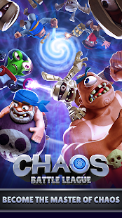 Chaos Battle League - PvP Action Game Screenshot