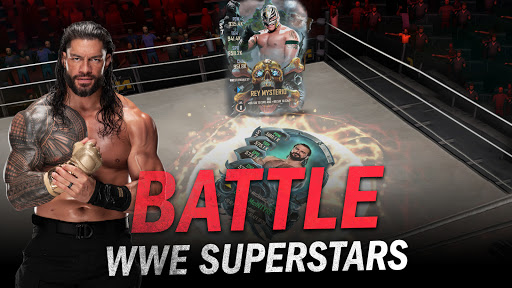 WWE SuperCard - Multiplayer Collector Card Game  screenshots 6