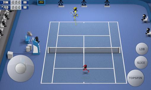 Stickman Tennis – Career 2.2 APK + MOD Download 2