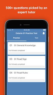 g1 practice test ontario 2019 edition hack