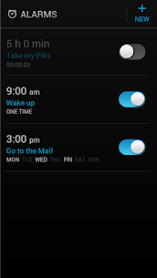 Alarm Clock Mod Apk 2.9.8 (Premium/Paid Features Unlocked) 5