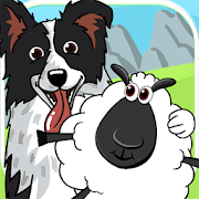 CollieRun - Free Dog game agility training border