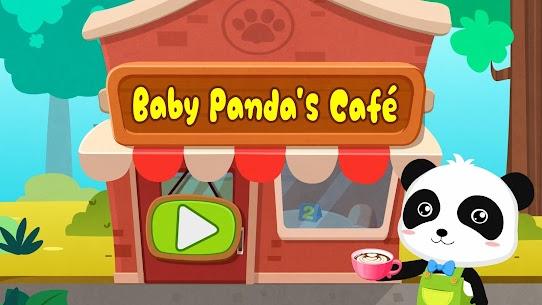 Baby Panda's Summer: Café 6