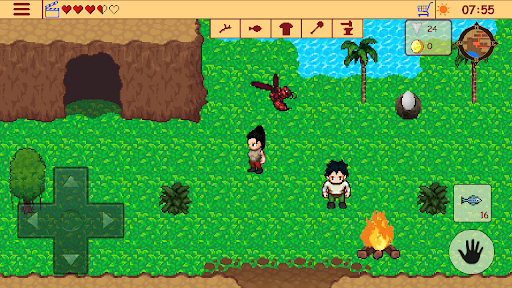 Survival RPG 3: Lost in Time Adventure Retro 2d modavailable screenshots 1