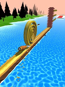 Spiral Roll Mod Apk (Shield Activated + Unlimited Money) 10