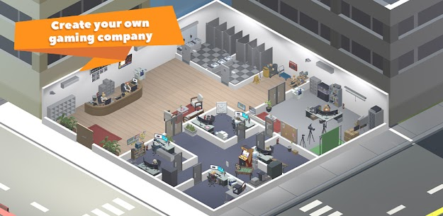 Idle Game Dev Empire MOD Apk (Unlimited Money) Download 4