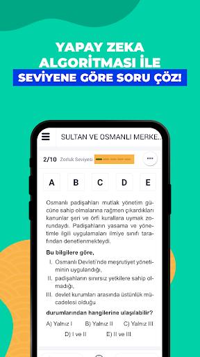 Pakodemy: YKS LGS kazandu0131ran uygulama  Screenshots 4