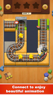 iHappy Train - Slide Puzzle 1.9 APK + Mod (Free purchase) for Android
