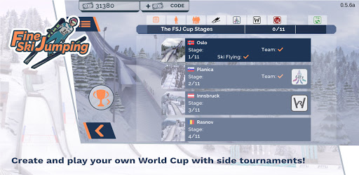 Fine Ski Jumping 0.6.8a screenshots 7