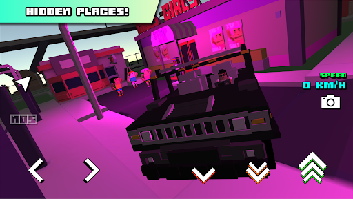 Blocky Car Racer - racing game 1.36 screenshots 16