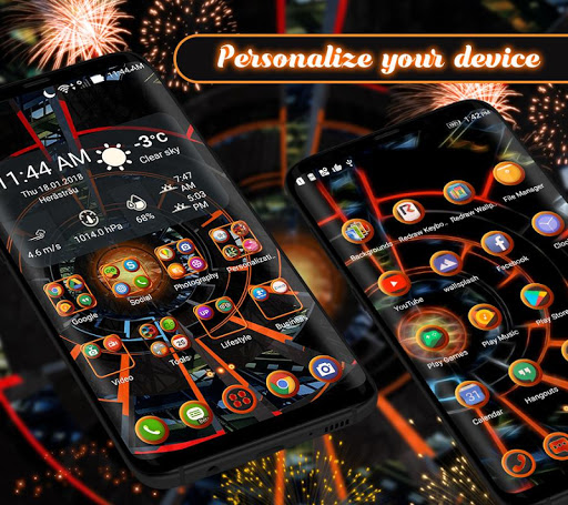 3D 2021 Theme For Android 1.296.1.75 Screenshots 2
