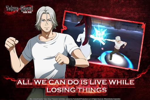 Tokyo Ghoul: Dark War 1.2.14 Screenshots 2