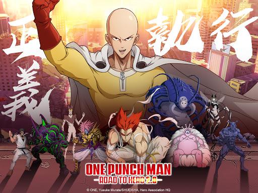 One-Punch Man: Road to Hero 2.0 2.3.2 screenshots 9