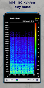 Aspect Pro – Spectrogram Analyzer for Audio Files 2.0.20240 Apk 2