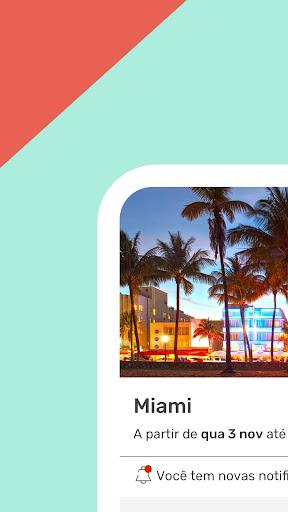Decolar: passagens au00e9reas, hotu00e9is e pacotes 15.5.0 Screenshots 1
