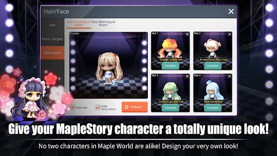 MapleStory M - Open World MMORPG Mod Apk