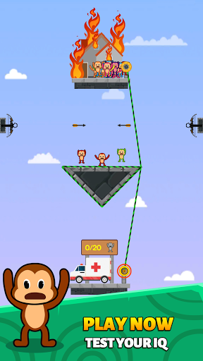 Monkey Rescue Puzzle 1.0.2 screenshots 5