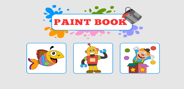 Painting Book – Learn Coloring Book Apk Download 1