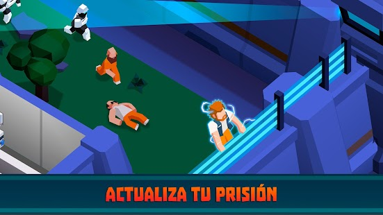 Prison Empire Tycoon - Juego Idle Screenshot